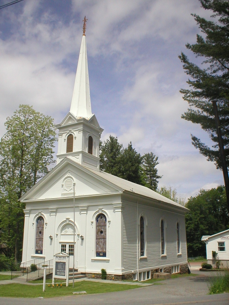 First Baptist Church of Damascus, 1678 River Road, Damascus, PA, 18415
